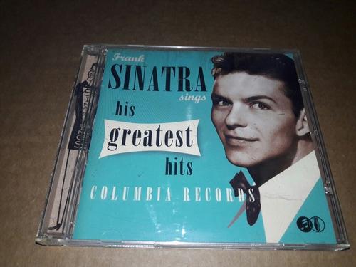Frank Sinatra - Sinatra Sings His Greatest Hits (cd Usa)