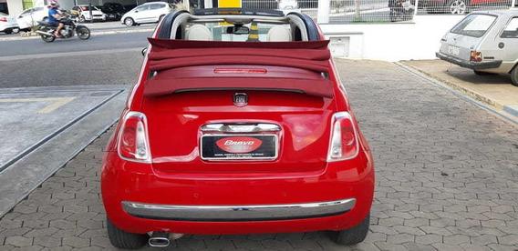 Fiat - 500 Cabrio 1.4 16v 2013