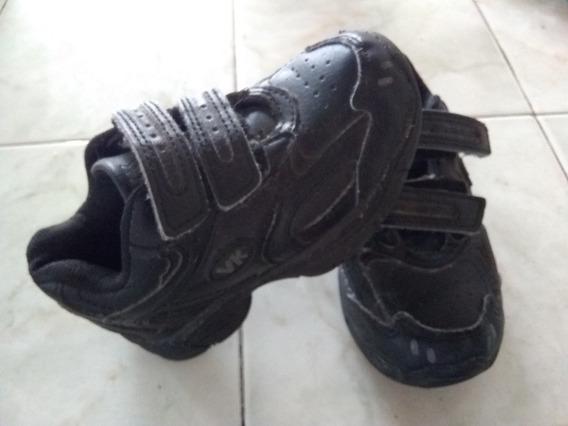 Zapatos Deportivos Vita Kids Nuevos Num 24
