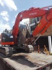Retroexcavadoras Hitachi Zx75 Us-a