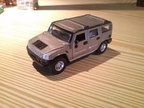 Modelo Hummer H2 Maisto 1/46 Usado Perfecto Estado