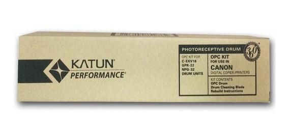 Kit Katun Cilindro Y Cuchilla Gpr 22 Canon 1019 / 1023 Y 25