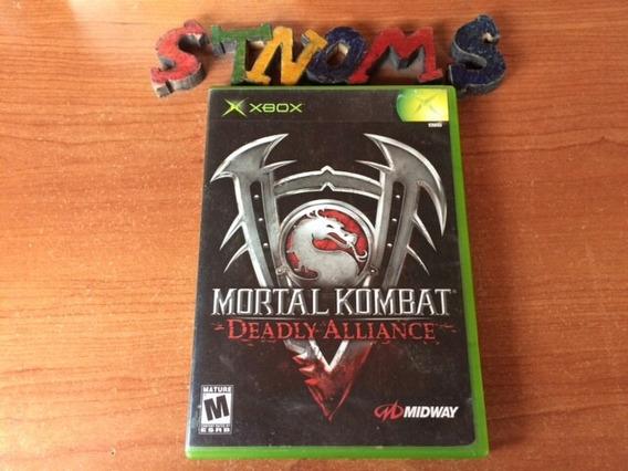 Mortal Kombat Deadly Alliance Gba en Mercado Libre México