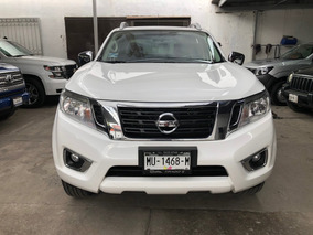 Nissan Np300 Frontier 2.5 Le Aa Mt 2018 Blanco
