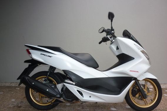 Honda Pcx 150 Dlx - Roda Brasil - Campinas