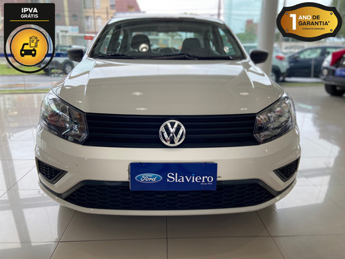 Volkswagen Voyage 1.6/1.6 City  Mi Total Flex 8v 4p