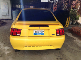 Ford Mustang 4.0 Coupe V6 At 1999
