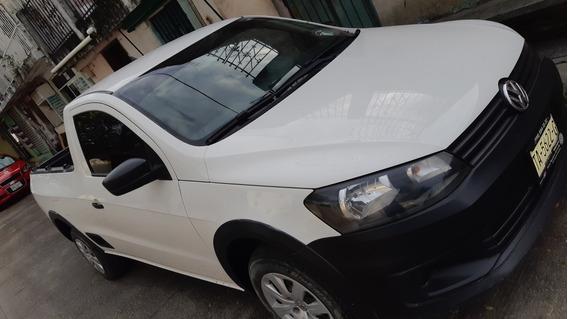 Volkswagen Saveiro 2015 Con Clima