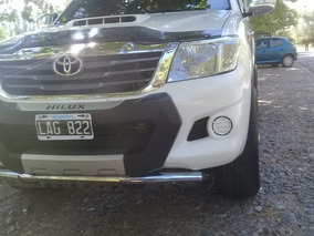 Toyota Hilux 2.5 Cs Dx Pack I 120cv 4x2 2012