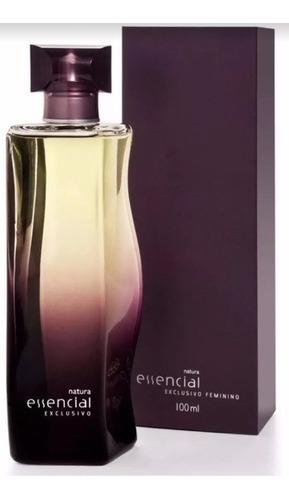 Perfume Essencial Exclusivo Natura - L a $1656
