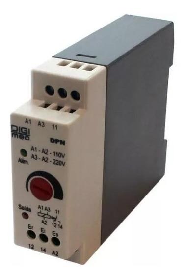 Rele Controle De Nível Inferior/superior Dpn-1 Digimec Bivol