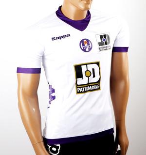 Camisa Toulouse Football Club 2012 / 2013 Kappa - França