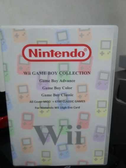 Cartão Sd P/ Nintendo Wii Gba/gbc/gb All Covermod