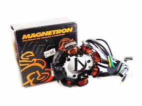 Estator Do Magneto Magnetron Honda Titan 125 2000 20001 Xlr