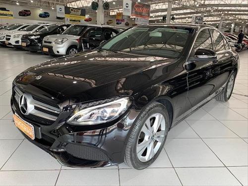 Mercedes-benz C 180 1.6 Avantgard Sedan 4 Portas - 2018 - Pr