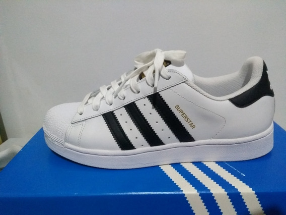 Tênis adidas Superstar Foundation Originals Branco - 39