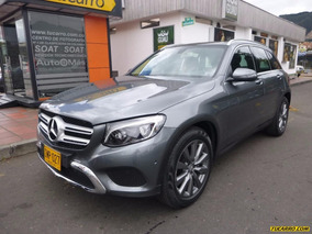 Mercedes Benz Clase Glc 250 4 Matic At 2000cc Aa Ab Abs