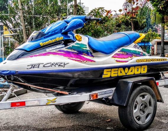Jet Ski Gsx 800 Sea-