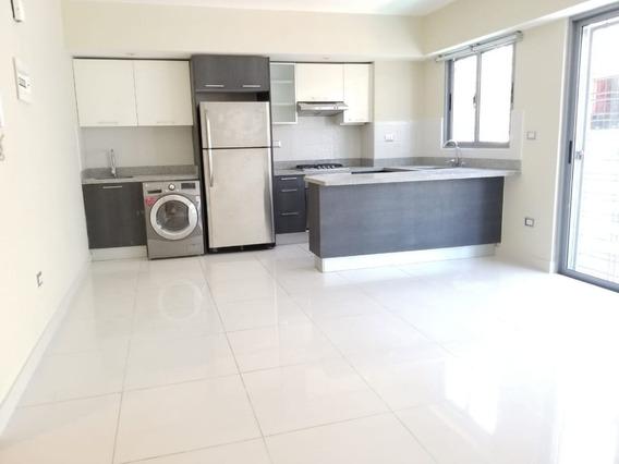 Oportunidad De Alquiler Apartamento Gazcue 1hab 55mts