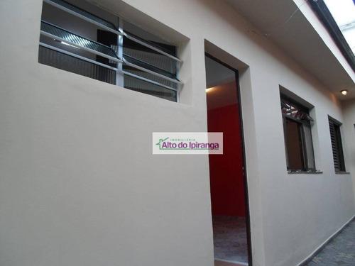 02 Casas Com 2 Dormitórios À Venda, 225 M²- Vila Natália - São Paulo/sp - Ca0293