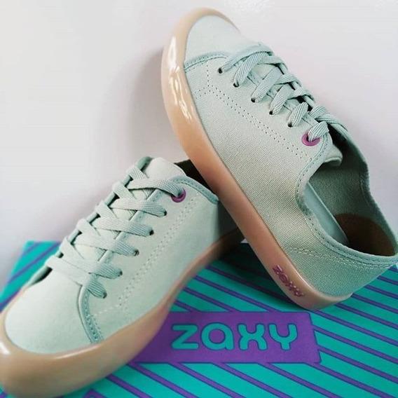 Tênis Zaxy Daily Verde