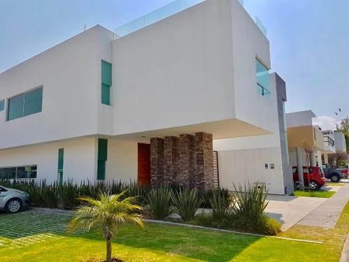 Casa Nueva En Renta Morillotla, Fracc. Palma Sola, Cholula Cerca Periférico Udla