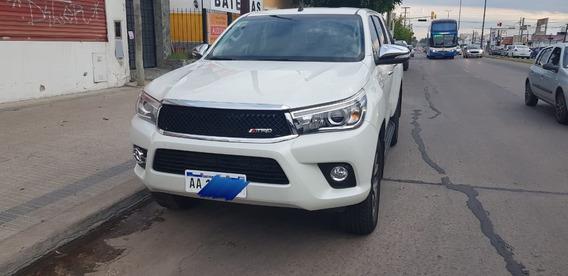Toyota Hilux 2.8 Cd Srx 177cv 4x4 At 2016 Acepto Permuta