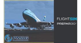 Prepar3d - Pmdg 747-400/800 Qots (v3.00.9431)