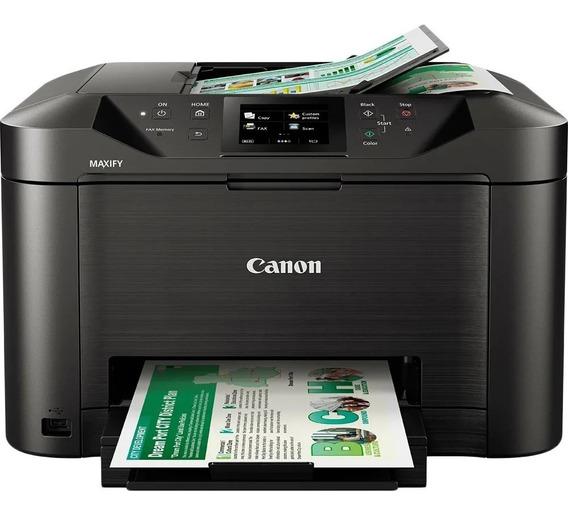 Multifuncional Canon Mb5110 Com Bulk Ink Nova