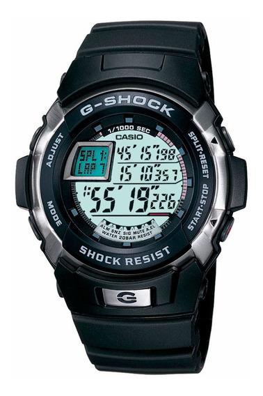 Relógio Casio - G-7700-1dr - G-shock - 99 Laps