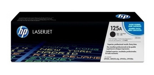 Toner Hp Laserjet 125a Negro