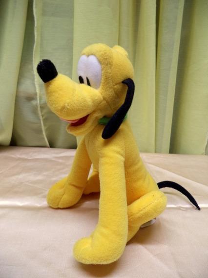 Pluto Original Disney Pelucia Otimo Estado Lindo