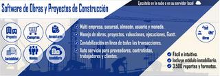 Efactory Software De Obras Y Proyectos De Construcción Nube
