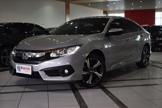 Honda Civic 2.0 16v Flexone Ex Cvt