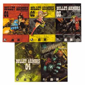 Série - Bullet Armors - Volume 1,2,3,4 E 5