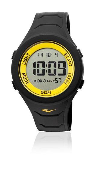 Relógio Pulso Everlast Unissex Digital Preto E714