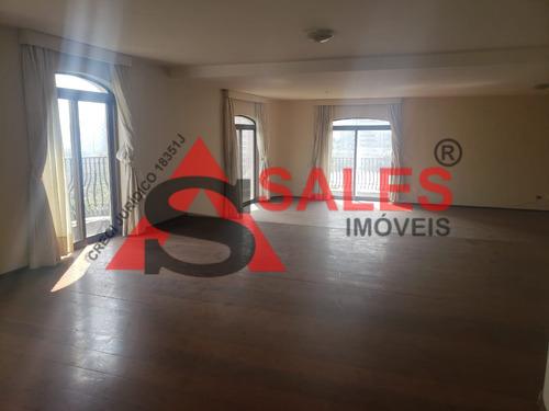 Imagem 1 de 27 de Apartamento Em Vila Andrade, São Paulo/sp De 300m² 4 Quartos Para Locação R$ 1.000,00/mes - Ap1081788