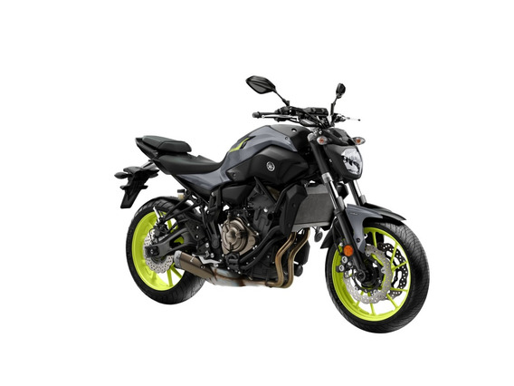 Yamaha Mt 07 0km Hyper Naked + Palermo Bikes