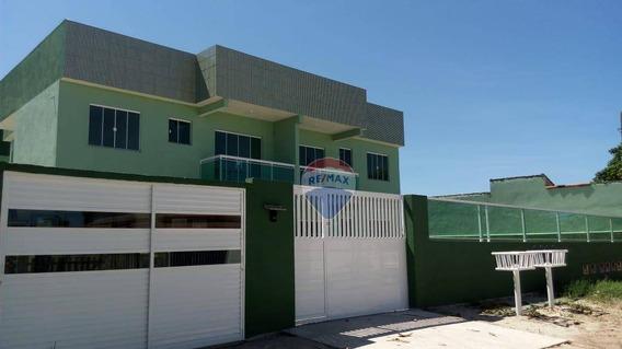 Apartamento Com 1 Dormitório À Venda, 60 M² Por R$ 159.900 - Jardim Arco Iris - São Pedro Da Aldeia/rio De Janeiro - Ap0436