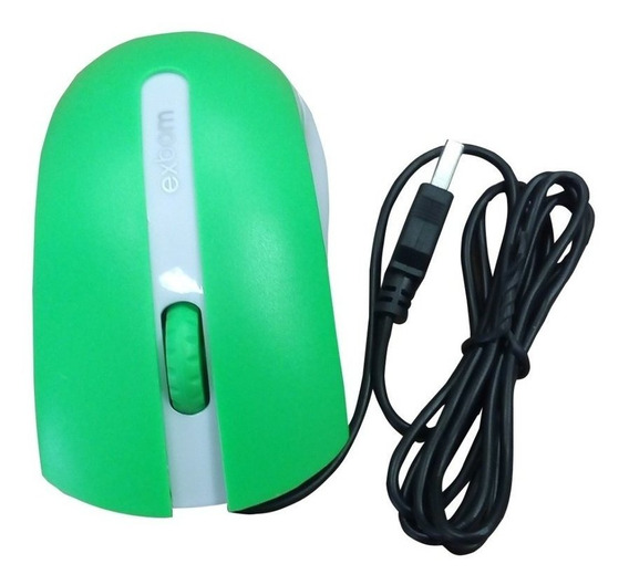 Mouse Usb 1000dpi Optical Exbom Ms-50