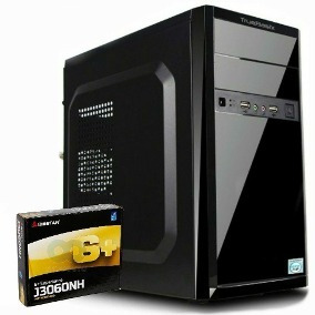 Computadora Cpu I5-10400-2.9 10ma G. 1tera Ram 8gb  I3 / I7