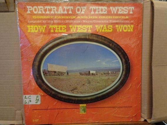 La Conquista De Oeste How The West Was Won Disco Lp Vinilo J