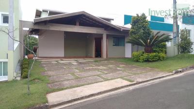 Casa Residencial À Venda, Condomínio Villaggio Fiorentino, Valinhos. - Ca0328