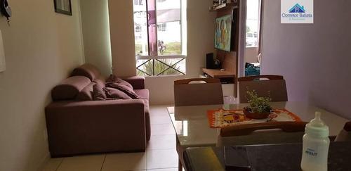 Apartamento A Venda No Bairro Jardim São José Em Campinas - 2681-1