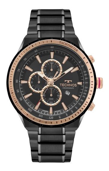 Relógio Technos Masculino Os10fc/4p Original Nota Fiscal