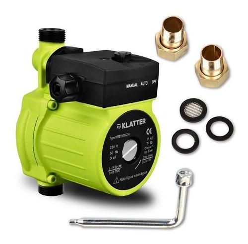 Bomba Pressurizadora 100 Watts 220v Klatter