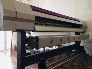 Plotter Sublimación Textil 1.60 Y Calandra