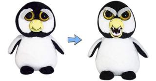 Peluche Pingüino Feisty Pets Original Mascota Animal