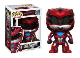 Funko Pop! Movies Power Rangers Red Ranger - Funko Pop