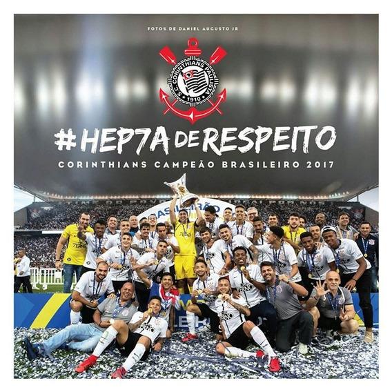 Livro Corinthians Hepta De Respeito